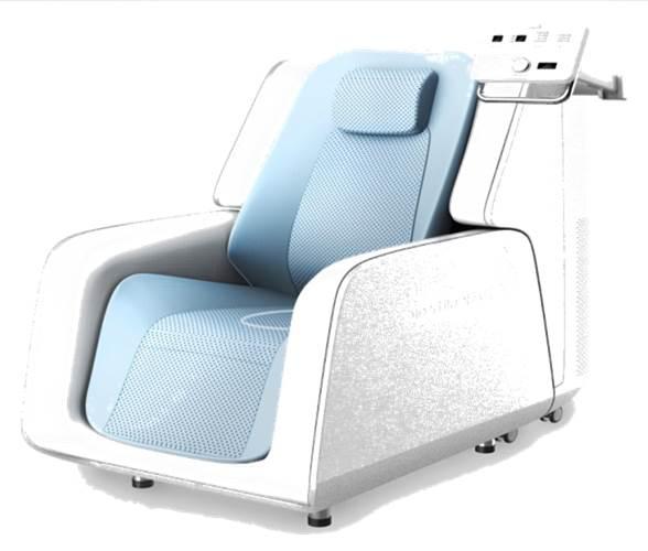 盆底磁刺激功能磁治疗工作站